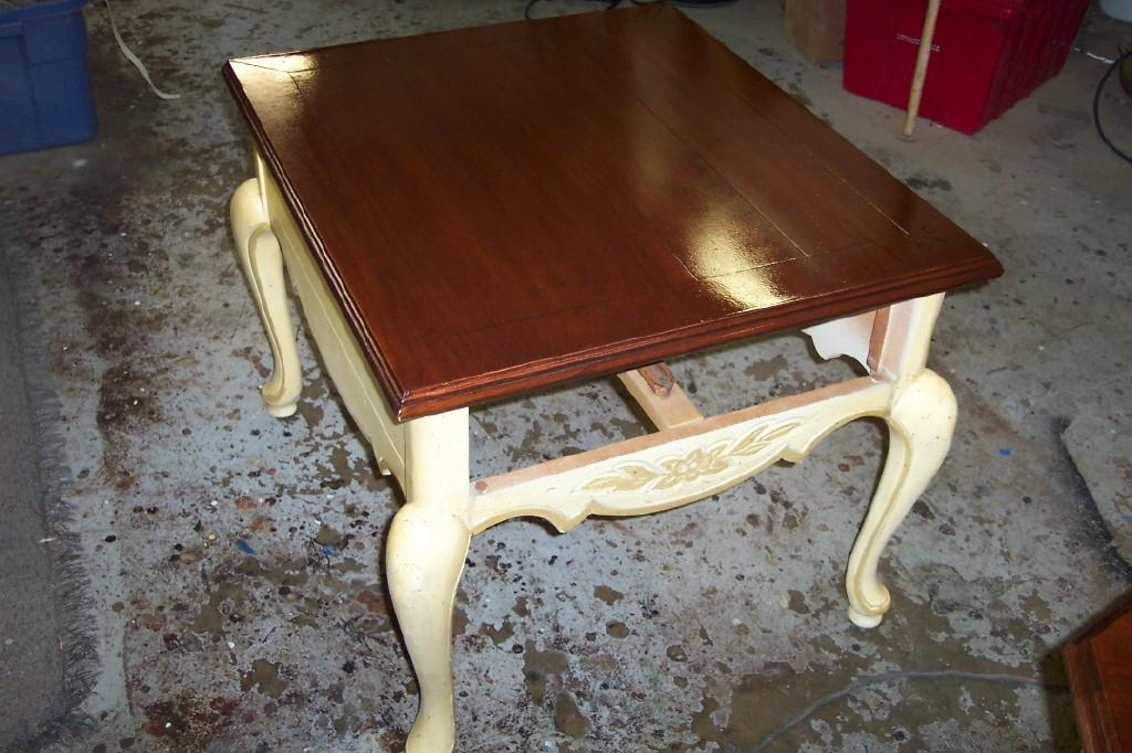 Perfect Antique Table Restoration