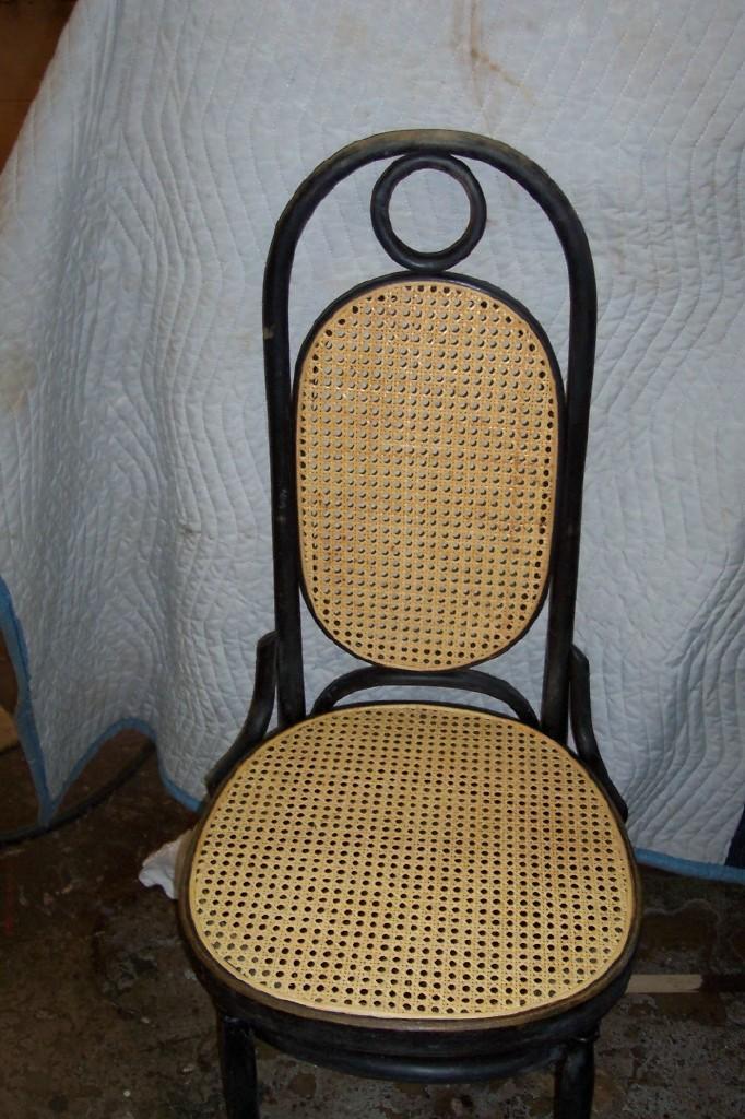 Wicker Chair Restoration
